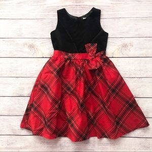 Big Sister Gymboree Plaid Dress